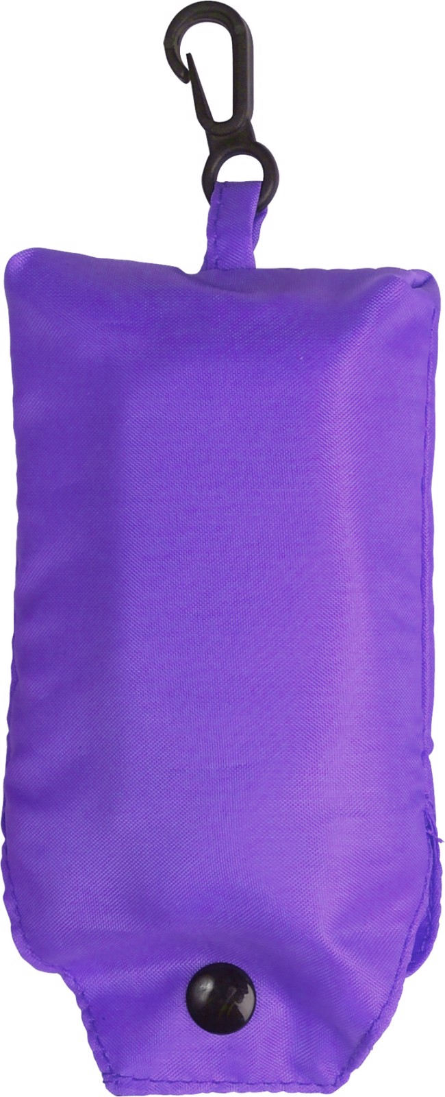 Polyester (190T) shopping bag - Purple