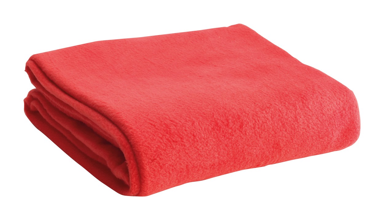 Pătură Menex - Roșu