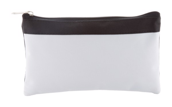 Pen Case Nayxo - White / Black