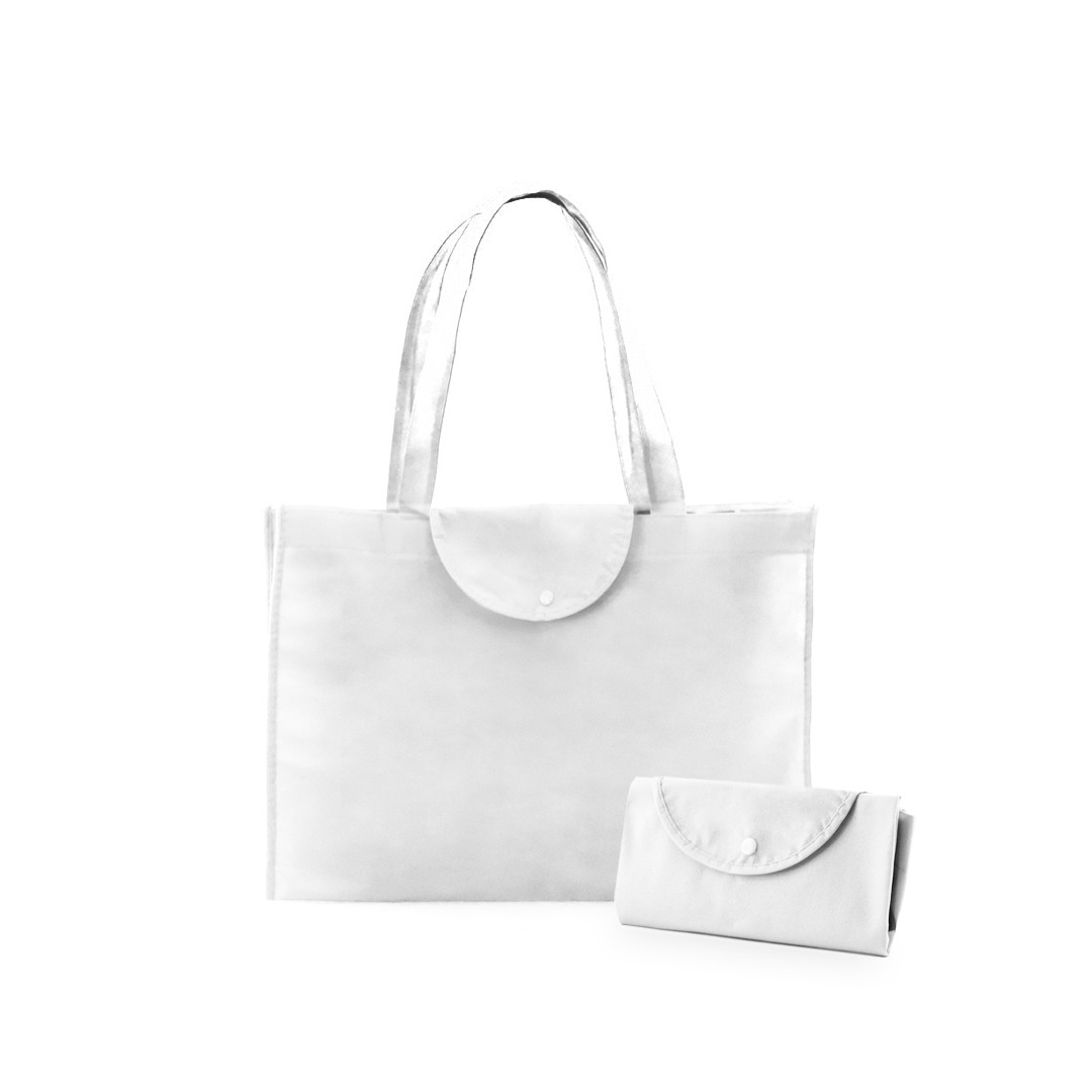 Foldable Bag Austen - White