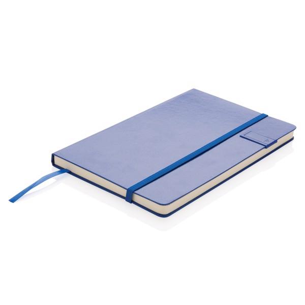 Datový poznámkový blok s4GB USB - Modrá