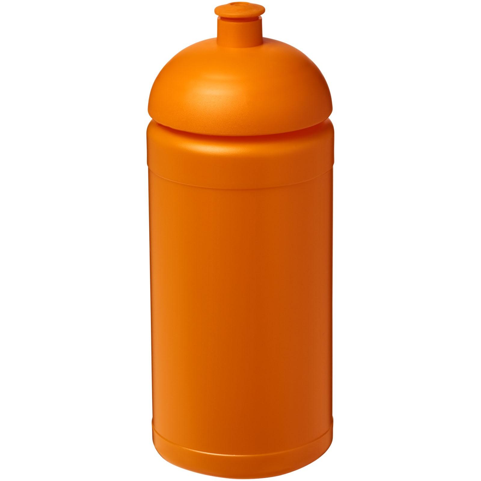 Baseline® Plus 500 ml dome lid sport bottle - Orange