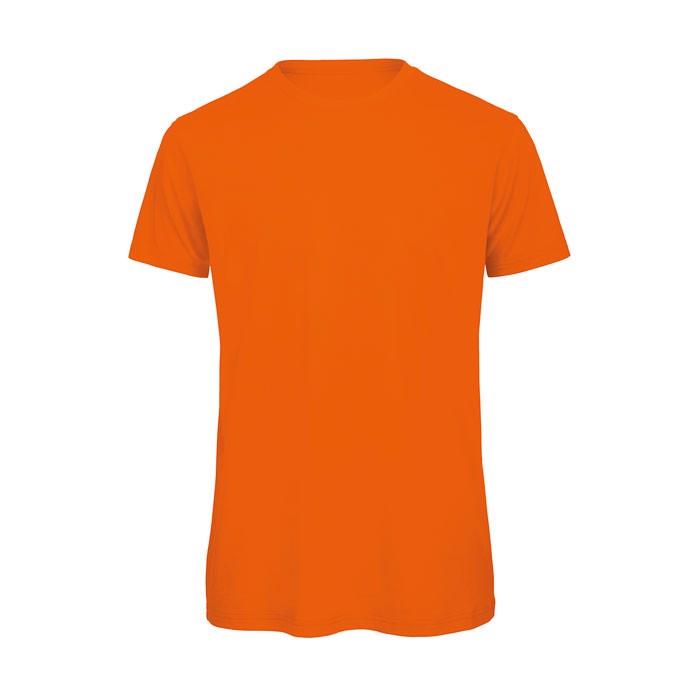 Men's T-Shirt 140 g/m2 - Orange / XXL