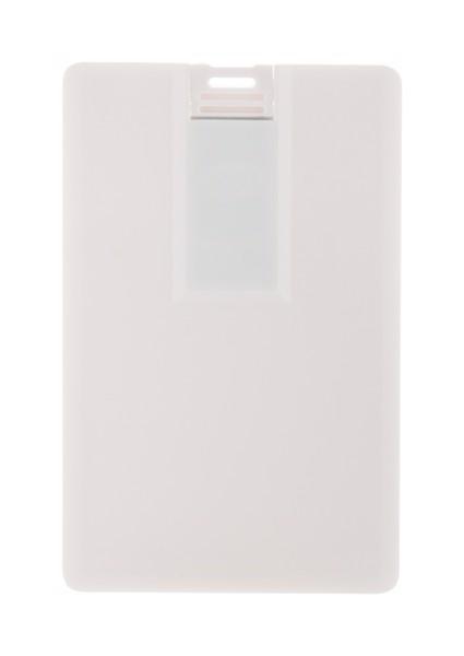 Usb Flash Drive Redax - White / 4 GB