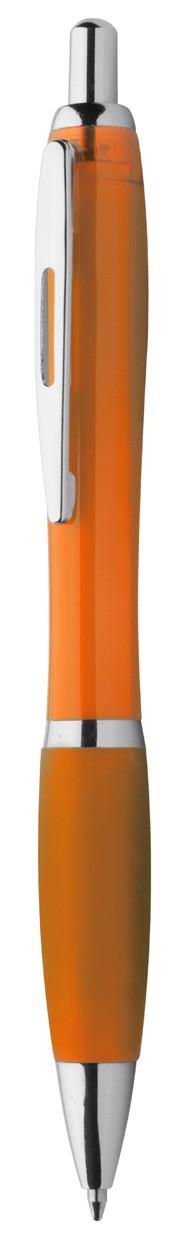 Kuličkové Pero Swell - Oranžová