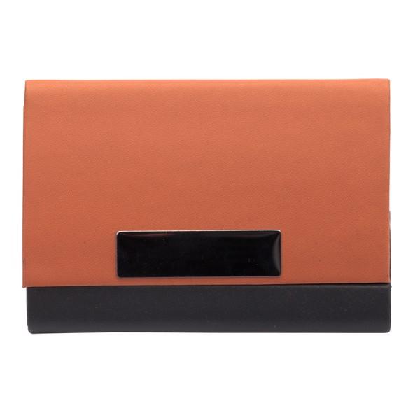 Wizytownik Comely - Pomarańczowy
