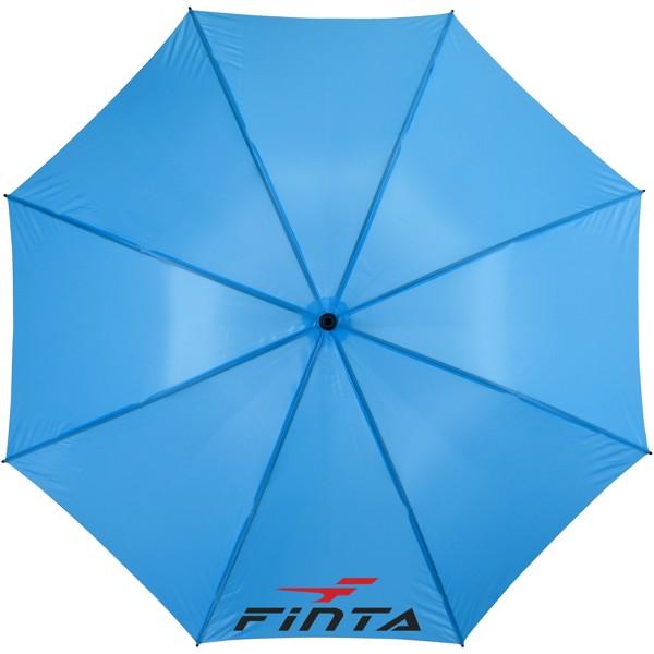 """30"""" golfový deštník Yfke s držadlem z materiálu EVA - Process Blue"""