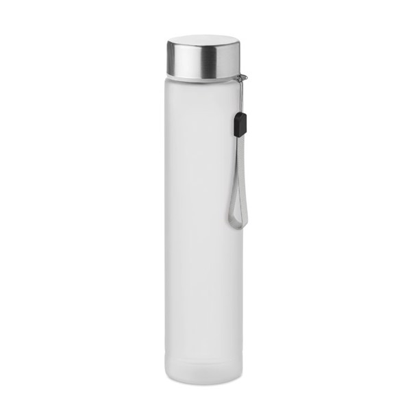 Travel bottle 300 ml Utah Slim - White