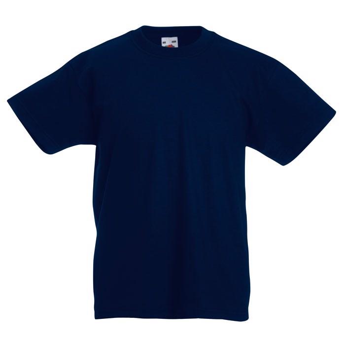 Kids t-shirt 165 g/m² Kids Value Weight 61-033-0 - Deep Navy / XL
