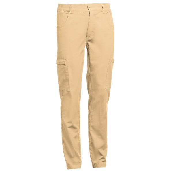 THC TALLINN. Men's workwear trousers - Light Brown / XXL