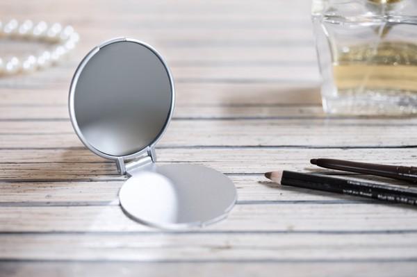 PS pocket mirror - Light Blue