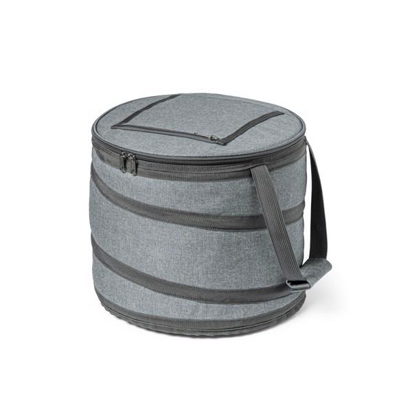 COAST. Ισοθερμική τσάντα 15 L - Γκρί