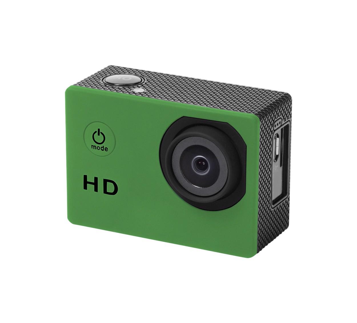 Sportovní Kamera Komir - Zelená