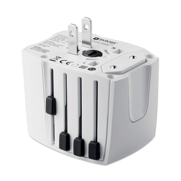 MUV USB. 2-pole Skross