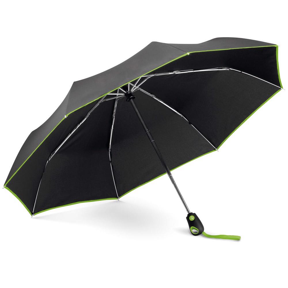 DRIZZLE. Ομπρέλα με αυτόματο άνοιγμα και κλείσιμο - Λαχανί