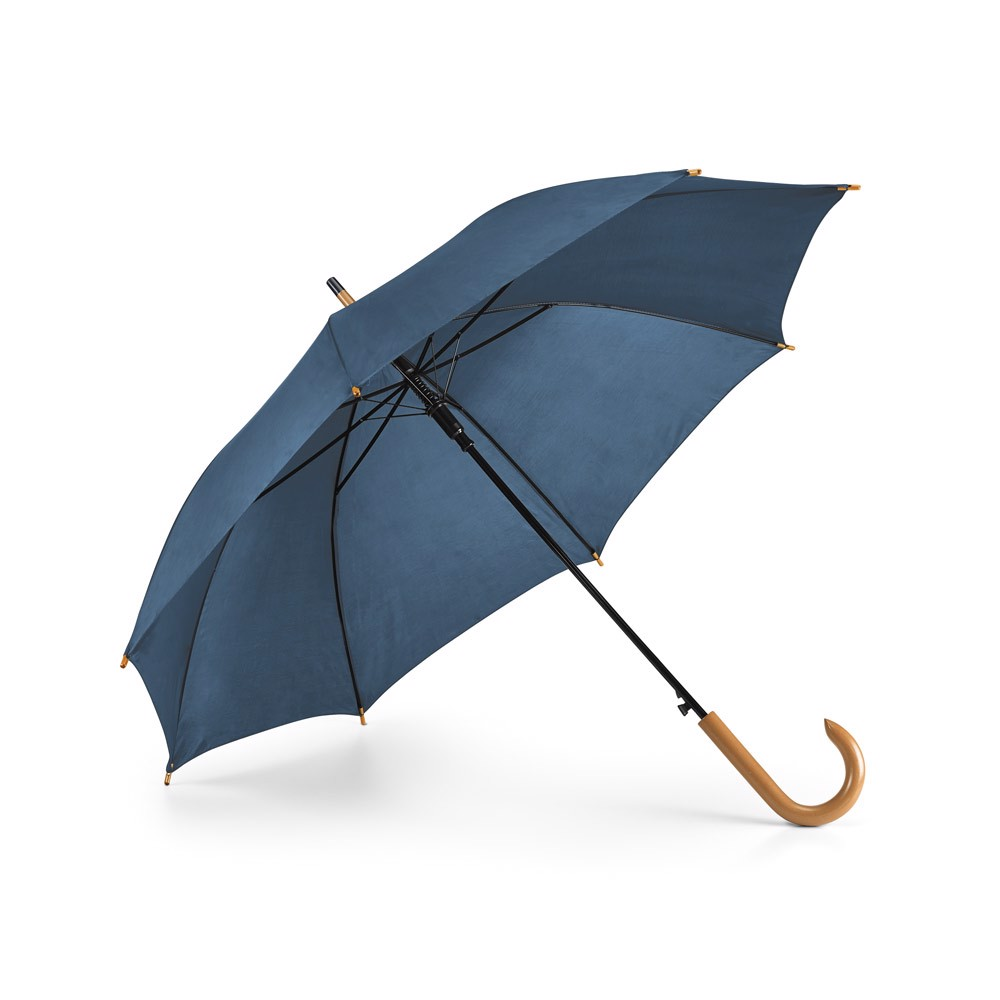 PATTI. Umbrella with automatic opening - Blue