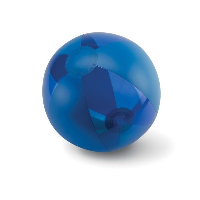 Inflatable beach ball Aquatime - Blue