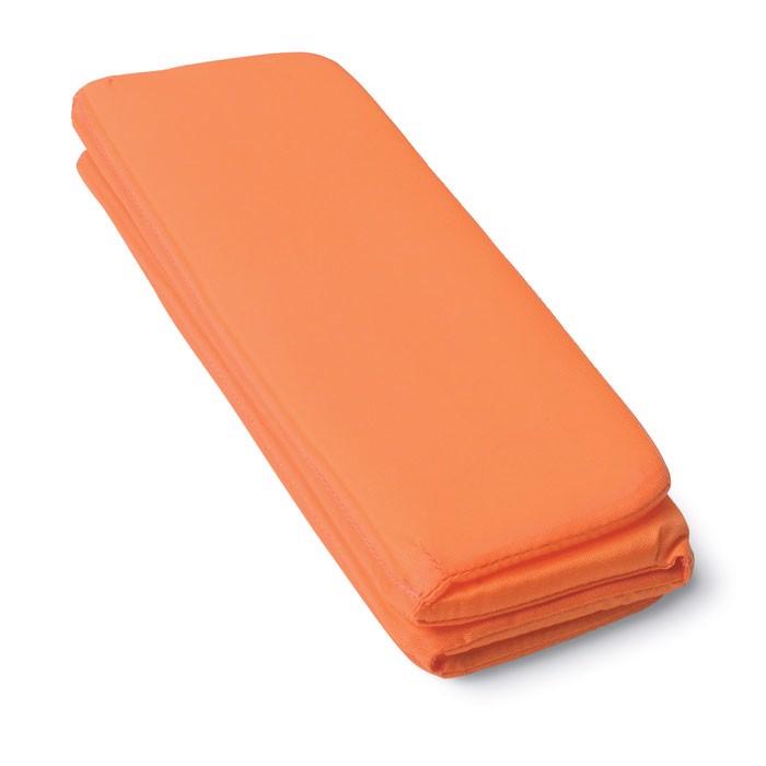 Skládací podložka Moments - orange