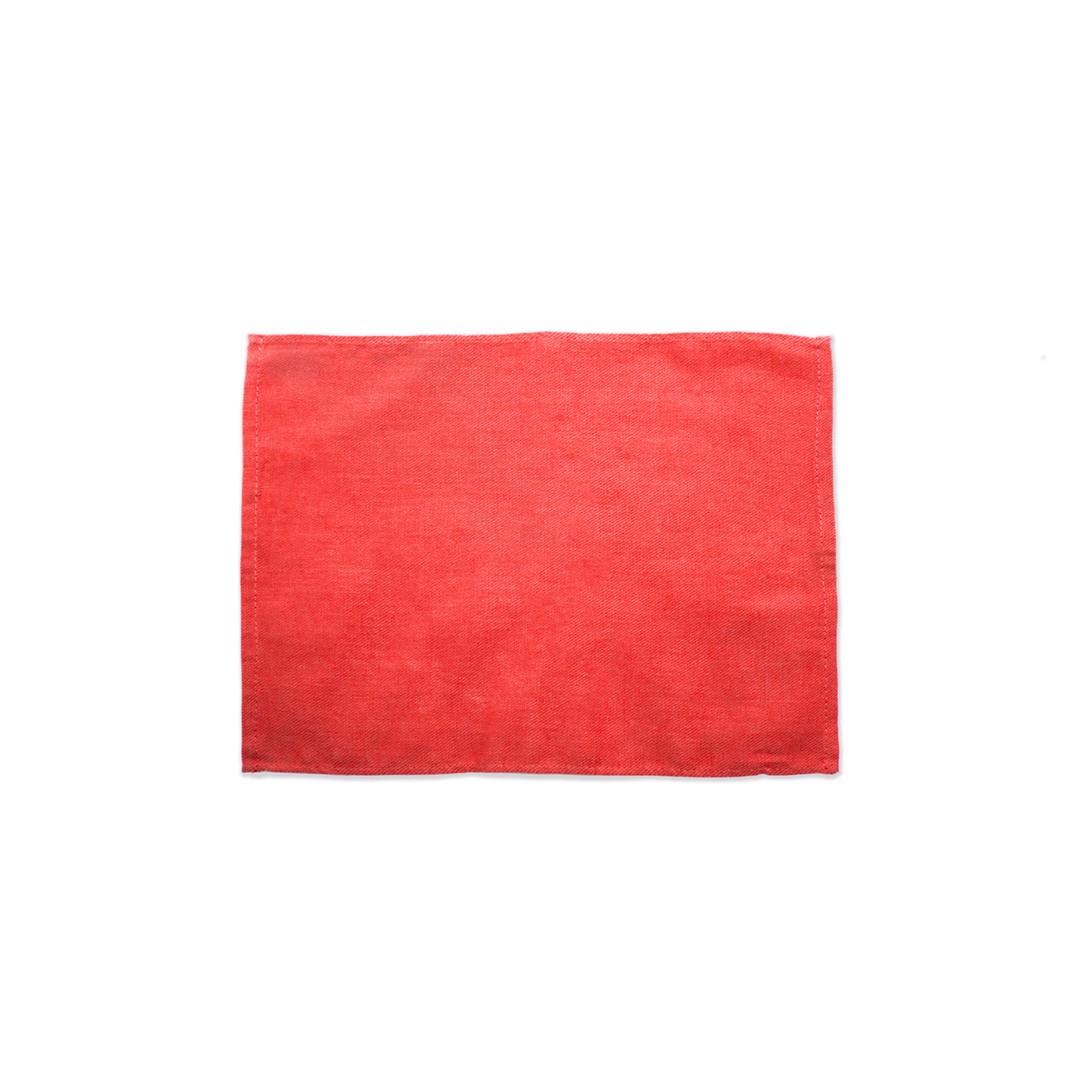 Salvamantel Irsan - Rojo
