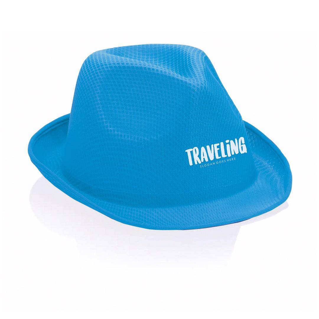 Sombrero Braz - Azul Claro