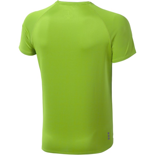 Pánské Tričko Niagara s krátkým rukávem, cool fit - Zelené jablko / 3XL