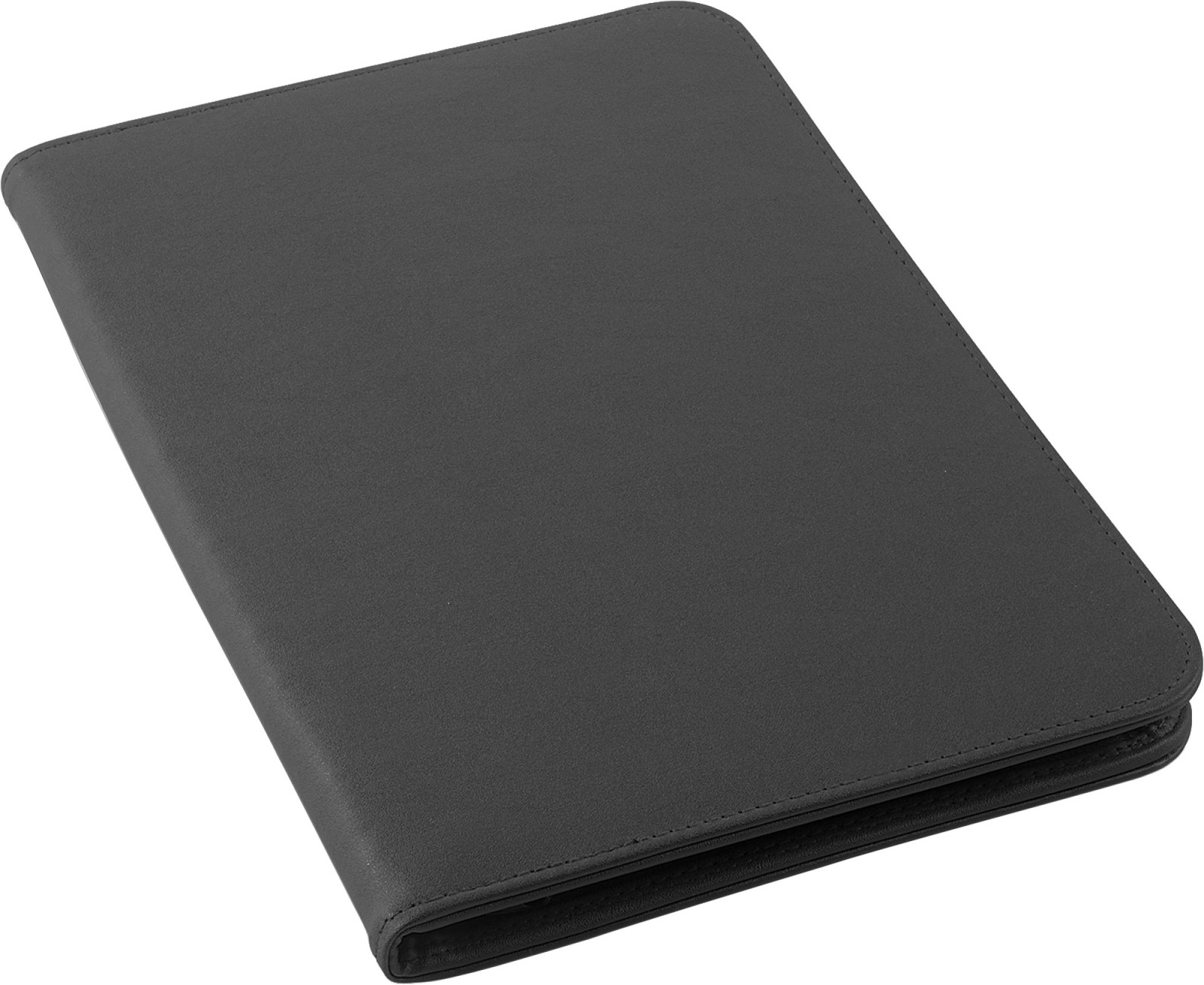 PU conference folder - Black