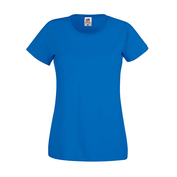 Lady-Fit T-shirt 145 g/m² Lady-Fit Original Tee 61-420-0 - Royal / L