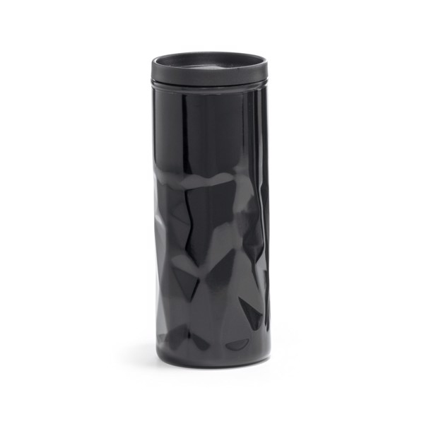 LARRY. Travel cup 520 ml - Black
