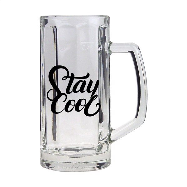 Beer Tankard Large 390 ml