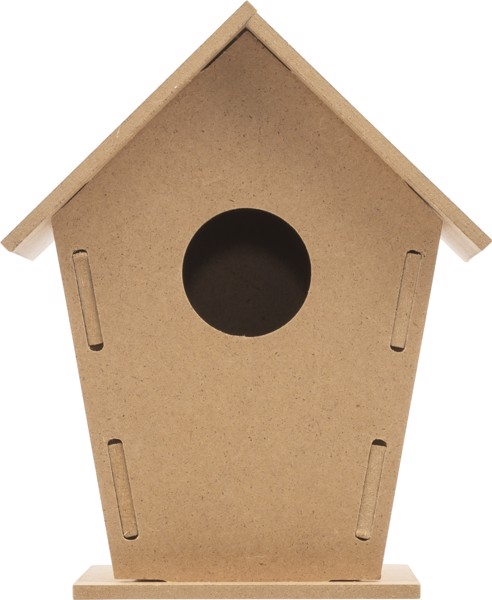 MDF birdhouse kit
