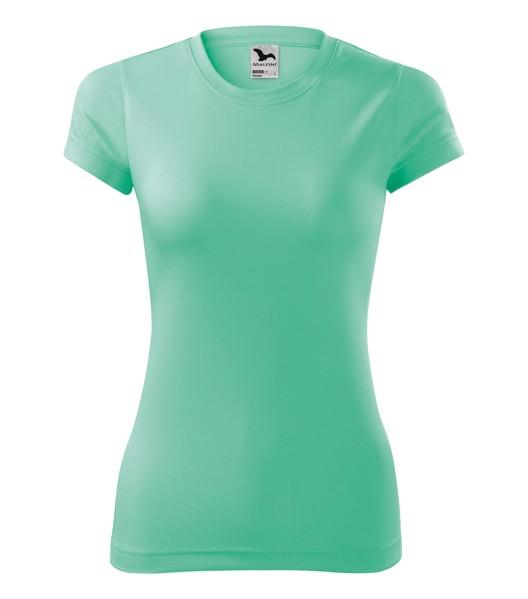 T-shirt women's Malfini Fantasy - Mint / M