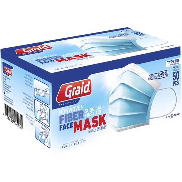 Zaščitna maska za obraz tip IIR Moore