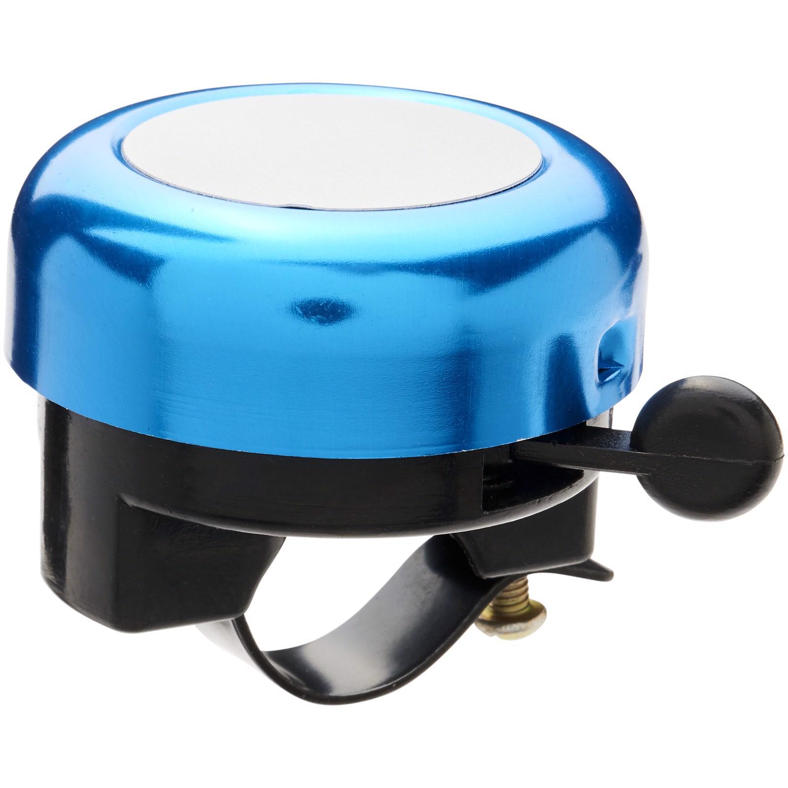 Hliníkový zvonek na kolo Tringtring - Process Blue