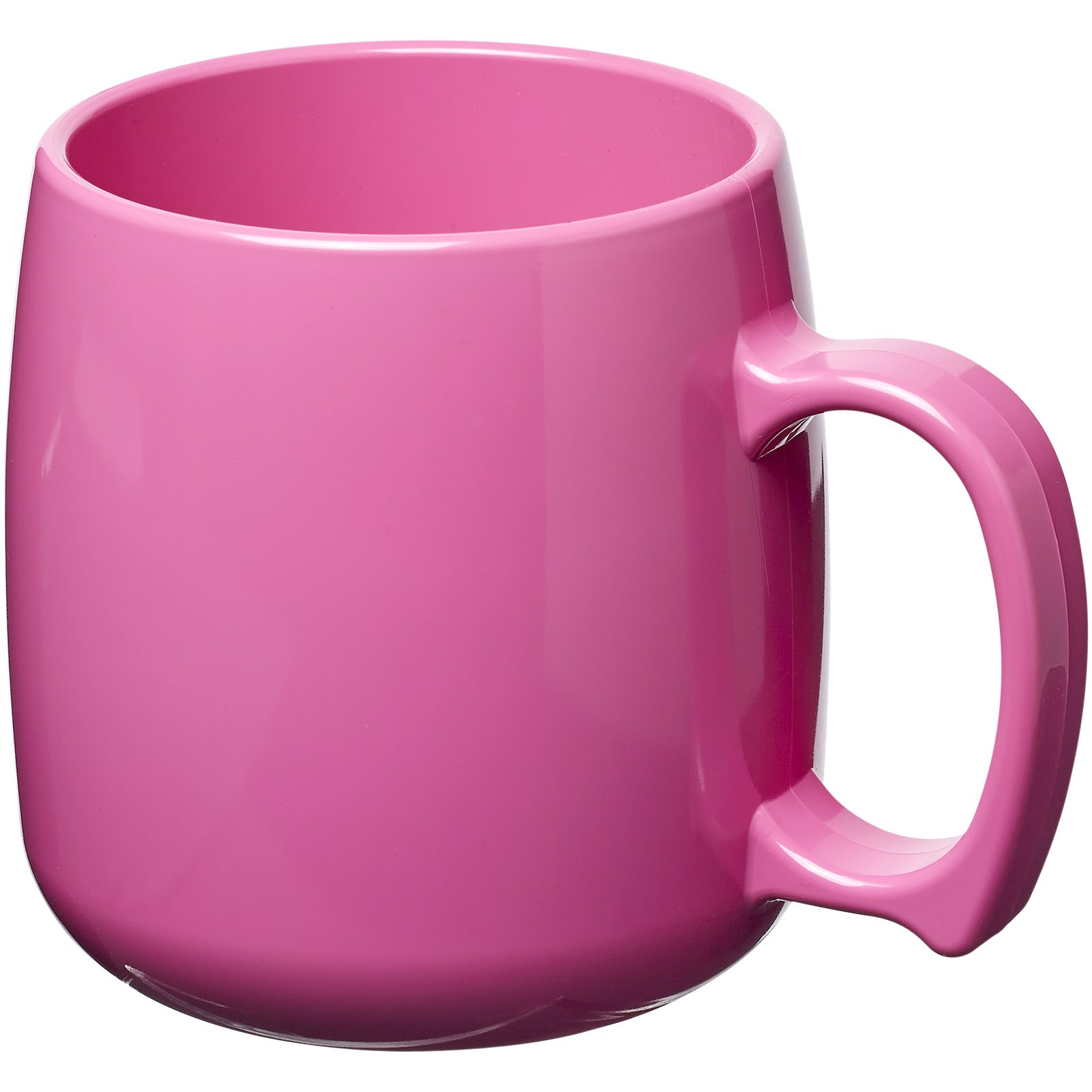 Classic 300 ml plastic mug - Magenta