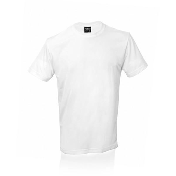 Camiseta Adulto Tecnic - Blanco / XL