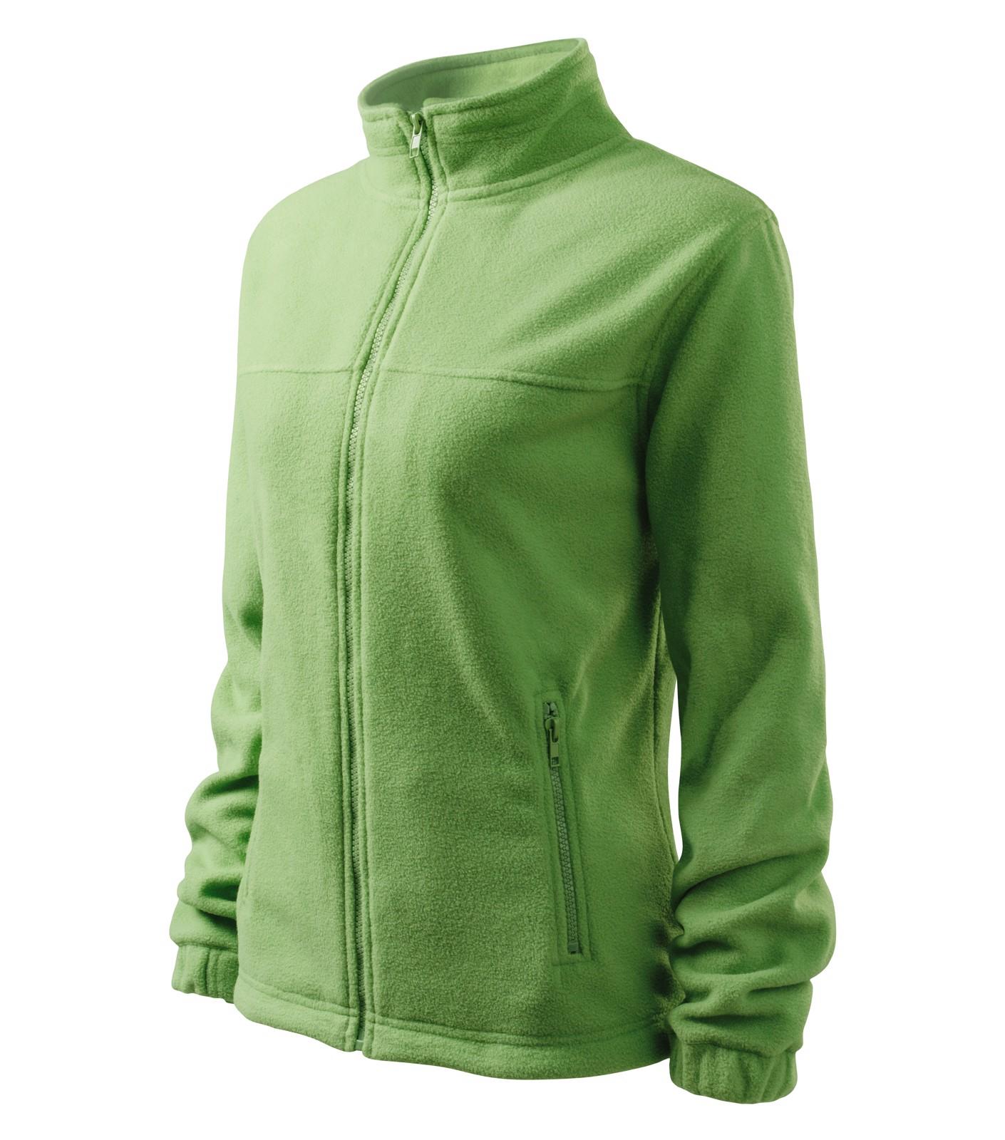 Fleece Ladies Rimeck Jacket - Grass Green / L