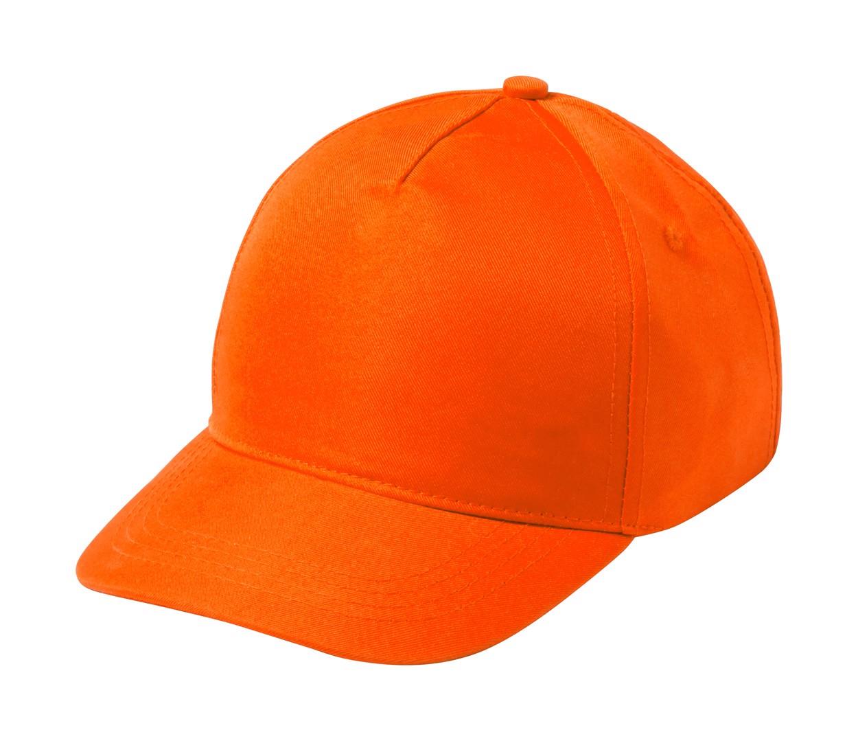 Baseballová Čepice Pro Děti Modiak - Oranžová