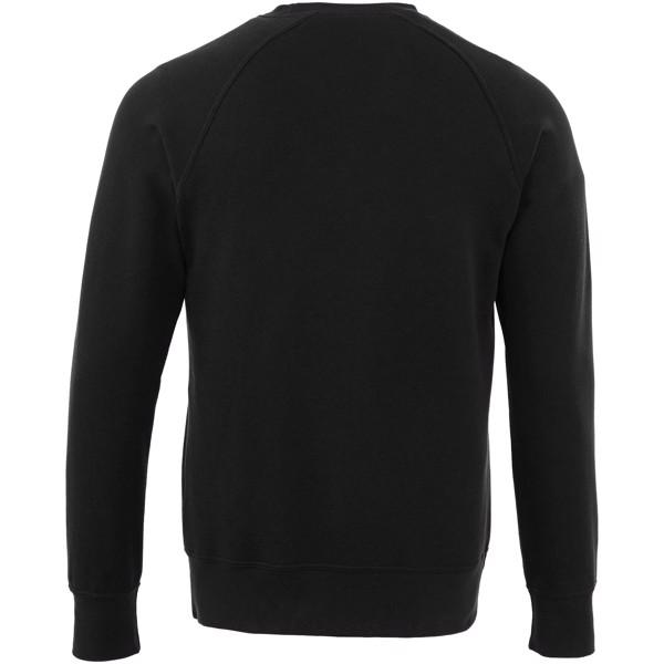 Kruger unisex crewneck sweater - Solid Black / L