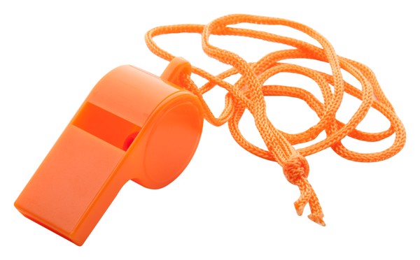 Píšťalka Claxo - Oranžová