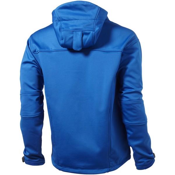 Softshellová bunda Match - Nebeská modrá / XXL