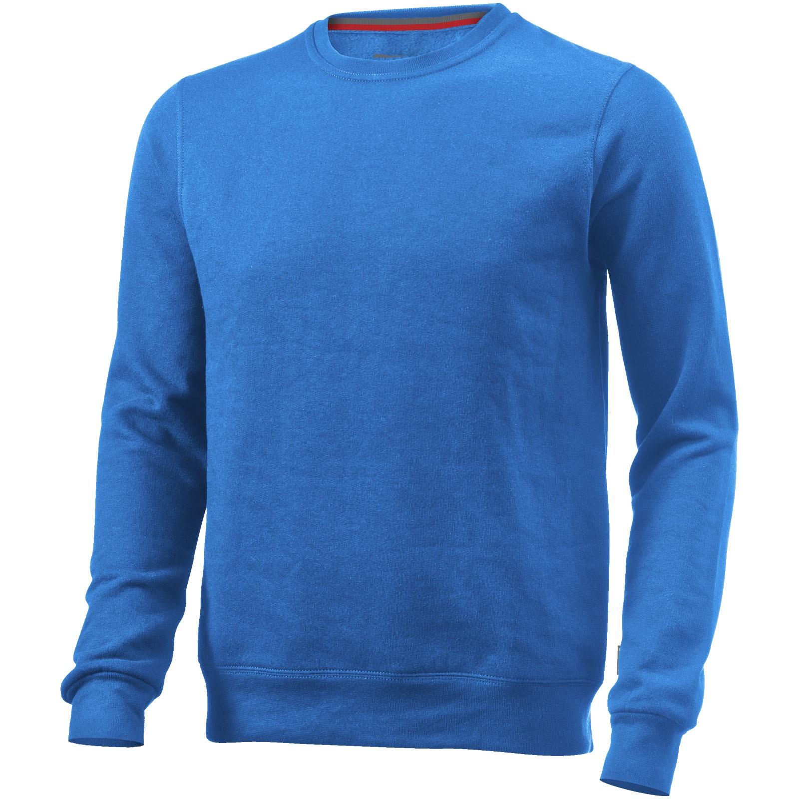 Toss crew neck sweater - Sky blue / S