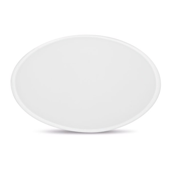 Foldable frisbee in pouch Atrapa - White