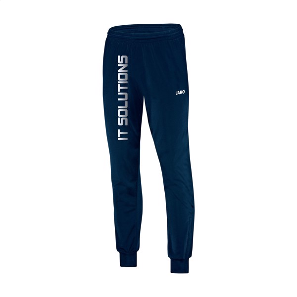 Jako® Polyester Trousers Classico mens - Navy / 4XL