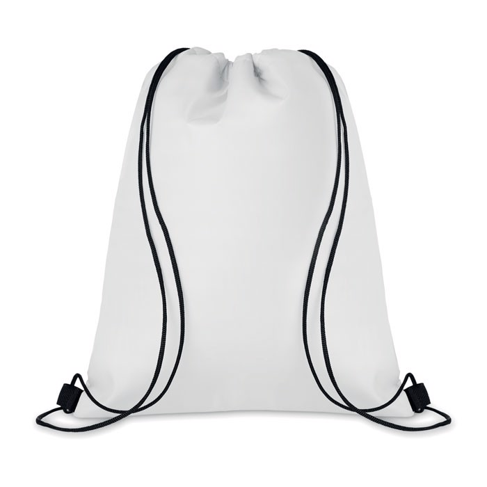 Stahovací chladící batoh Cooltas - white