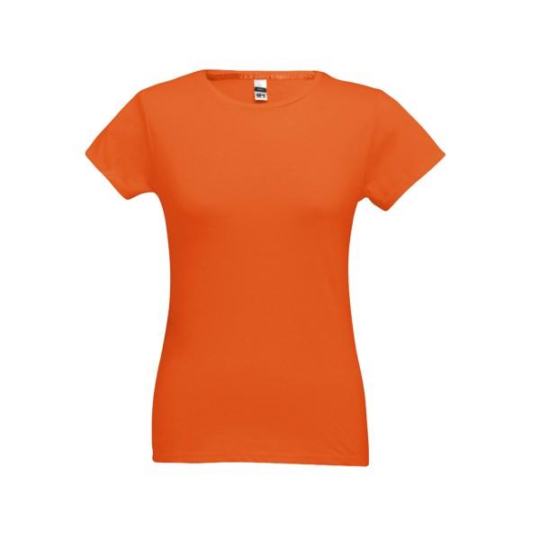 SOFIA. Dámské tričko - Oranžová / L