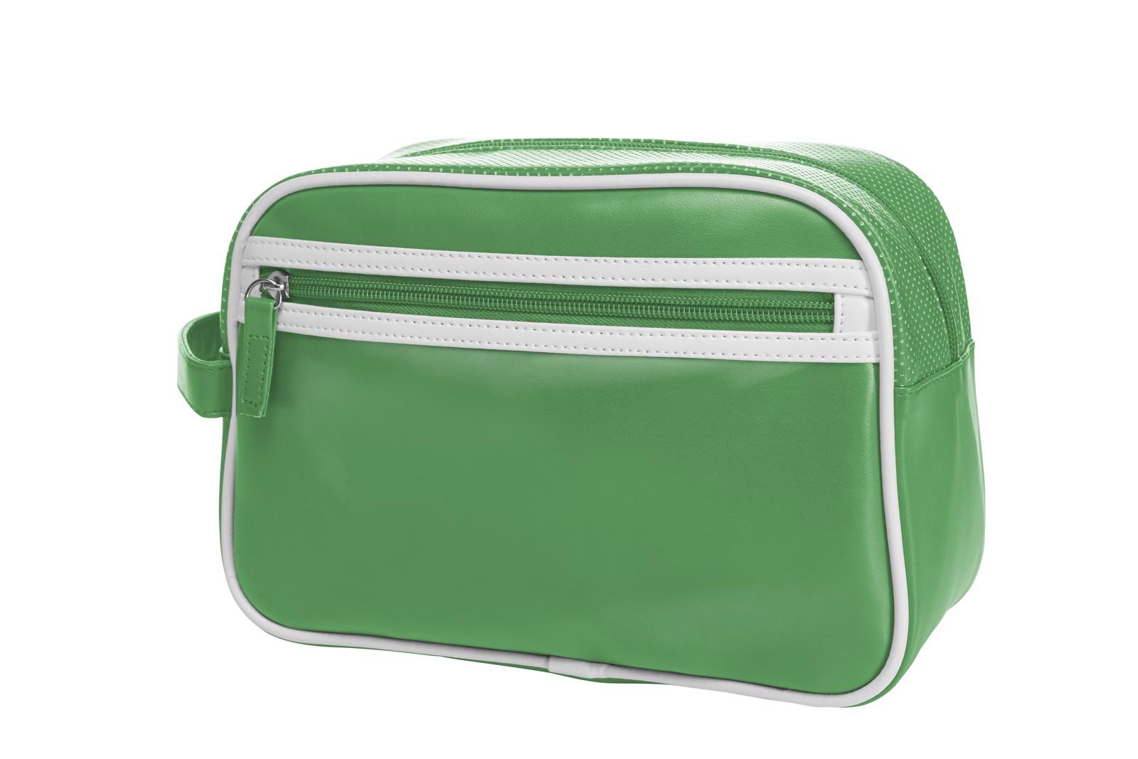 Kosmetická Taška Retro - Zelená