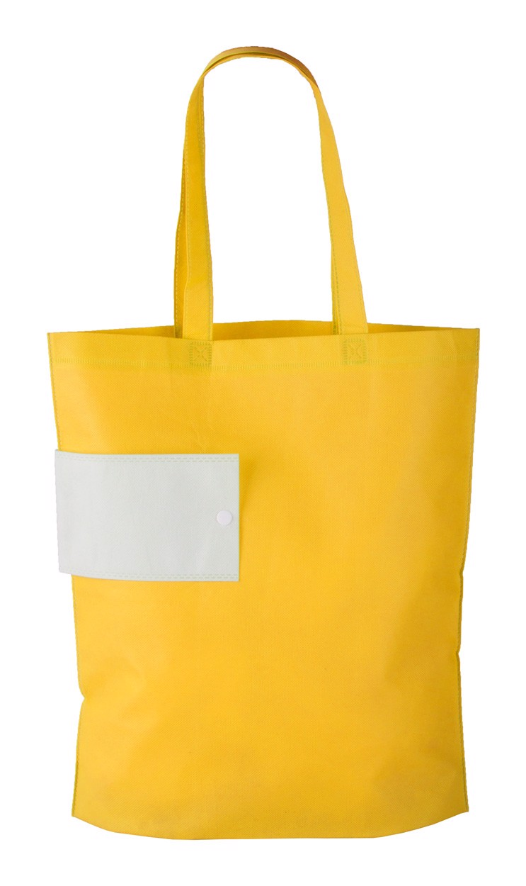 Skládací Nákupní Taška Boqueria - Žlutá