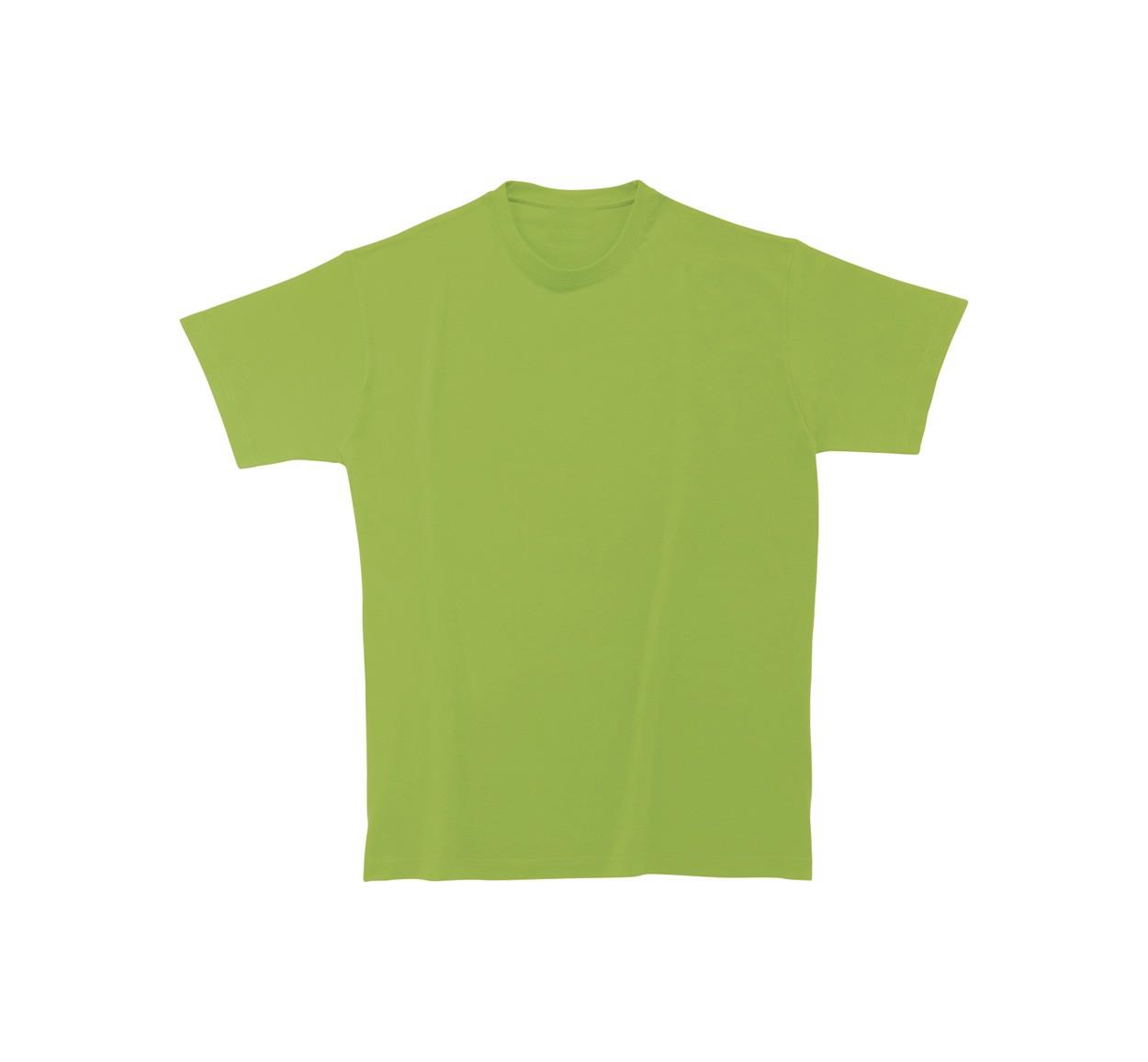 T-Shirt Heavy Cotton - Kiwi Green / M