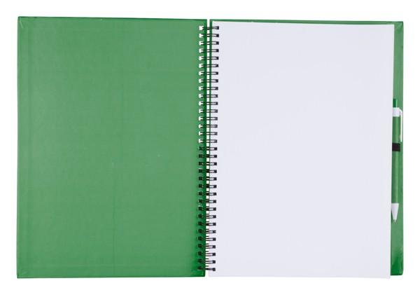 Poznámkový Blok Tecnar - Zelená