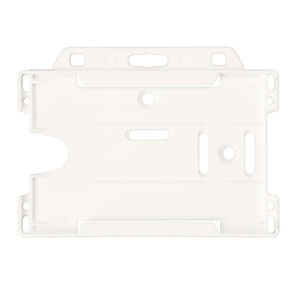 Pouzdro na plastové karty Vega - Bílá